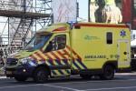 Barendrecht - AmbulanceZorg Rotterdam-Rijnmond - RTW - 17-174