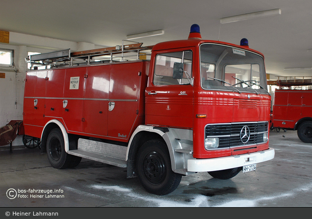 Florian Hamburg 31 Schlauchwagen (HH-2724) (a.D.)