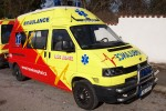 Řevnice - Trans Hospital - RTW