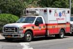 FDNY - EMS - Ambulance 554 - RTW