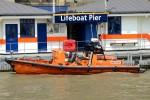 "London - RNLI - Schnellrettungsboot E-07 ""HURLEY BURLY"""