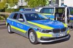 NRW 4-5699 -  BMW 520d Touring - FuStW BAB