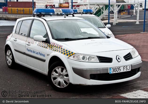 Arrecife - Policía Portuaria - FuStW - PV-40