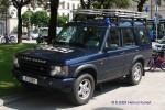 A-3387 - Land Rover - Alpines Einsatzkfz. - Oberstdorf