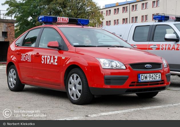 Wrocław - PSP - KdoW - 305D90