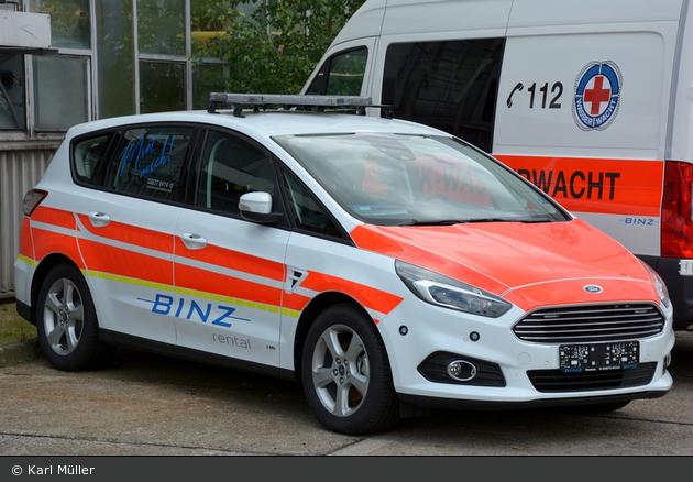 Ford S-Max - BINZ - NEF