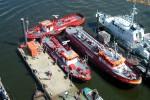 HH - BF Hamburg - alte und neue Löschboote