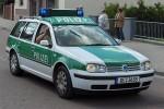 Dessau-Roßlau - VW Golf Variant - FuStW