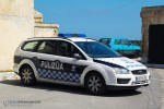 Valletta - Pulizija - FuStW