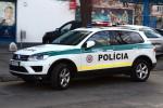 Bratislava - Polícia - Ochrana ústavných činiteľov - FuStW