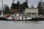 WSA Aschaffenburg - Taucherschiff - Mimir