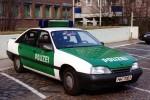 HH-7063 - Opel Omega - FuStW (a.D.)