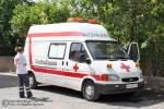 Granada - Cruz Roja Española - RTW - A-02-GR