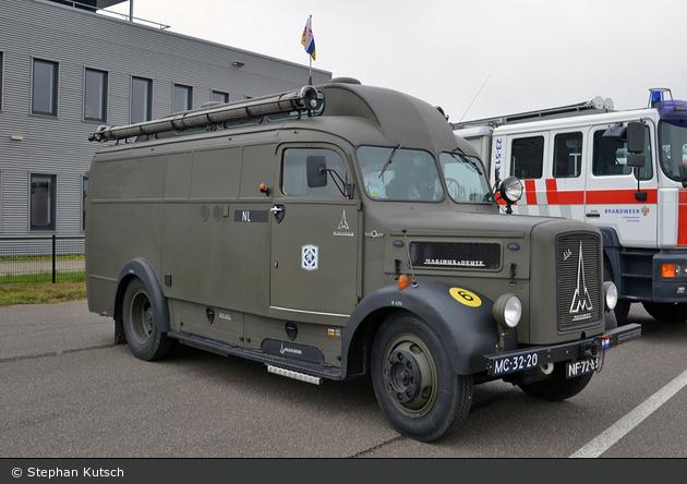 Bussum - Bescherming Bevolking - Korps Mobiele Colonnes - GW (a.D.)