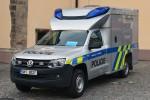 Náchod - Policie - Tatortfahrzeug