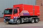 Rotterdam - Gezamenlijke Brandweer - WLF - 17-2181