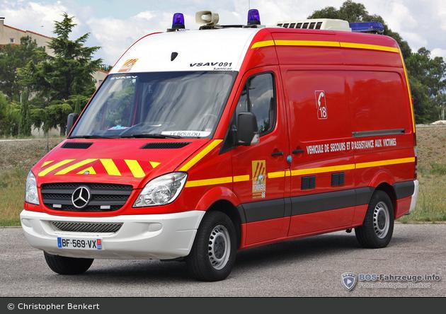 Le Boulou - SDIS 66 - RTW - VSAV 91