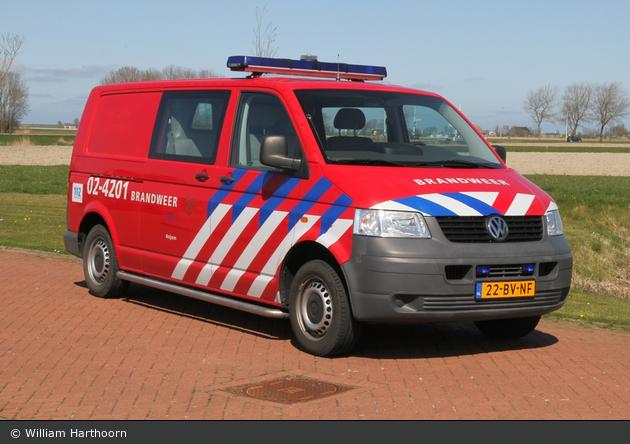 Dongeradeel - Brandweer - MZF - 02-4201
