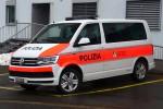 Silvaplana - KaPo Graubünden - Patrouillenwagen