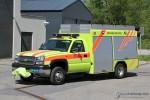 La Chaux-de-Fonds - SIS - VRW - Castor 321