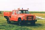 Ballum - Luchthavenbrandweer Ameland Airport Ballum - TroLF (a.D.)