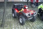 Liverpool - Merseyside Fire & Rescue Service - Quad