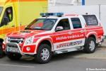 F.E.L.I.X Security GmbH - Isuzu D-Max - KLF (Brandmeister)