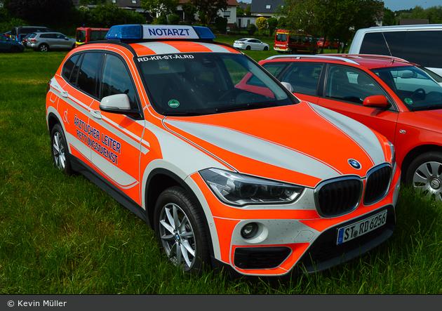 Rettung Steinfurt ÄLRD 01