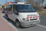 Bremen - Bremer Straßenbahn AG - Unfallhilfsfahrzeug