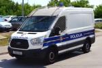 Zagreb - Policija - GefKw