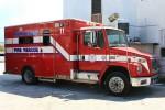 Miami Beach - FD - Ambulance 11