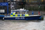 "London - Metropolitan Police Service - Marine Policing Unit - Streckenboot MP4 ""SIR ROBERT PEEL II"""