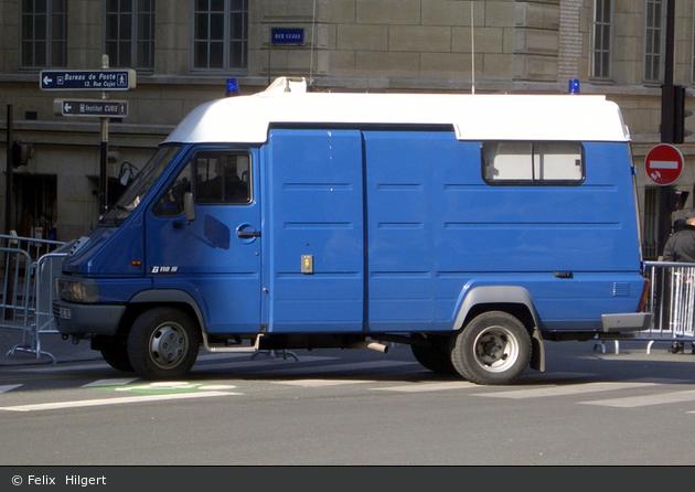 Aubervilliers - Gendarmerie Nationale - HuBefKW - PC-Trans