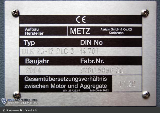 Florian Göttingen Land 17/30-04