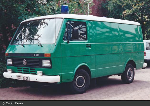 DO-3024 - VW LT31 - GefKw (a.D.)