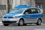 B-7822 - VW Touran - FuStW