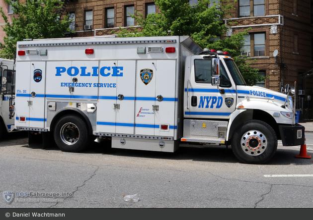 NYPD - Brooklyn - Emergency Service Unit - ESS 8 - MALT 5716