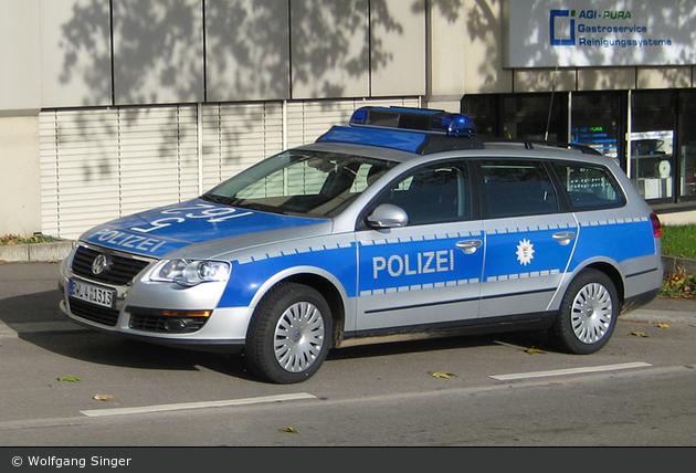 Stuttgart - VW Passat - FuStW (BWL 4-1313)