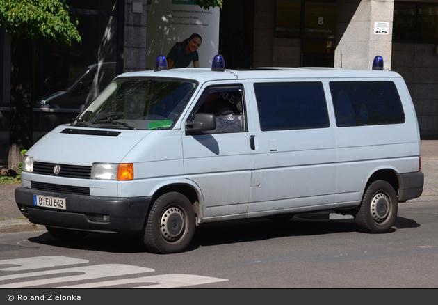 B-EU 643 - VW T4 - BeDoKw