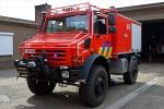 Maasmechelen - Brandweer - TLF-W - B61