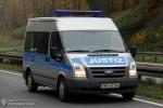 NK-VZ 14 - Ford Transit - GefKw Justiz