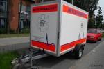 KTP Berliner Rettungsdienst Team - BRT Geräteanhänger