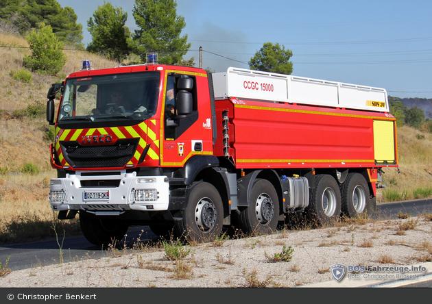 Paulhan - SDIS 34 - GTLF 10/150 - CCGC