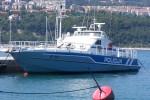 """Koper - Policija - Küstenstreifenboot """"P111"""""""