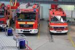 SL - FF Saarlouis LBZ Innenstadt - Altes VLF & neues MLF