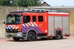 Utrecht - Veiligheidsregio - Brandweer - HLF - 09-8631
