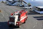 Santa Cruz - Bombeiros Aeroporto da Madeira - FLF - Crash 02