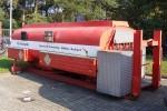 Tilburg - Brandweer - AB-Übungstank