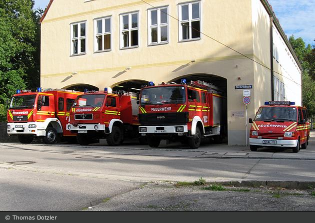 BY - München - FF - Fuhrpark FF Allach