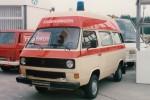 Volkswagen - VW Transporter T3 syncro - KTW (a.D.)